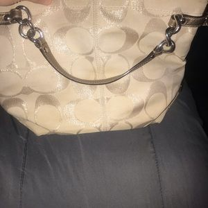 Coach hobo small bag